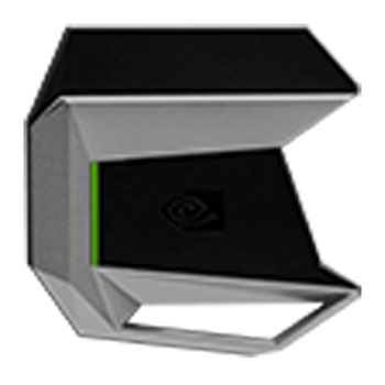 Nvidia GeForce GTX SLI HB Bridge  (2-Way, 40/64 mm)
