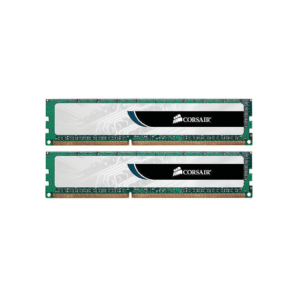 16GB (2x8GB) Corsair Value Select DDR3-1600 CL11 RAM Speicher Kit