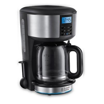 Russell Hobbs  20680-56 Buckingham Digitale Glas Kaffeemaschine | 4008496815838