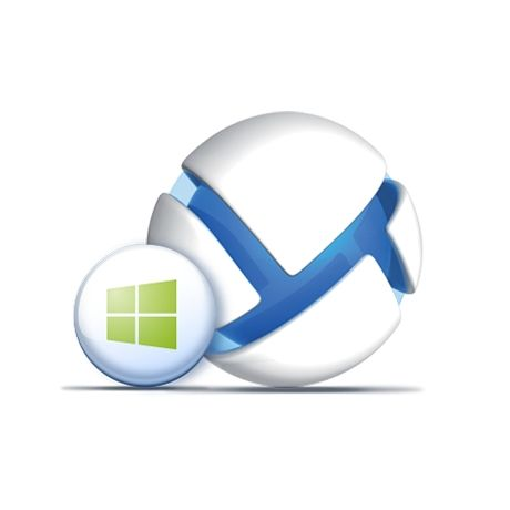 Acronis Backup für Windoes Server Essentials