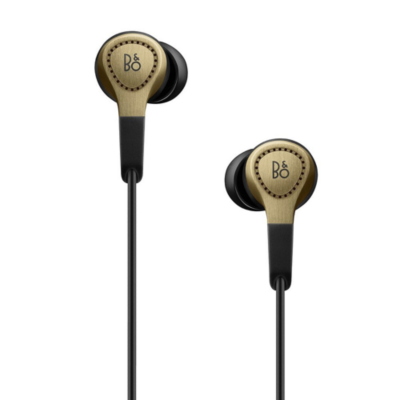Bang & Olufsen B&O PLAY BeoPlay H3 2. Generation In-Ear Hörer mit Headsetfunktion champagne | 5705260059328