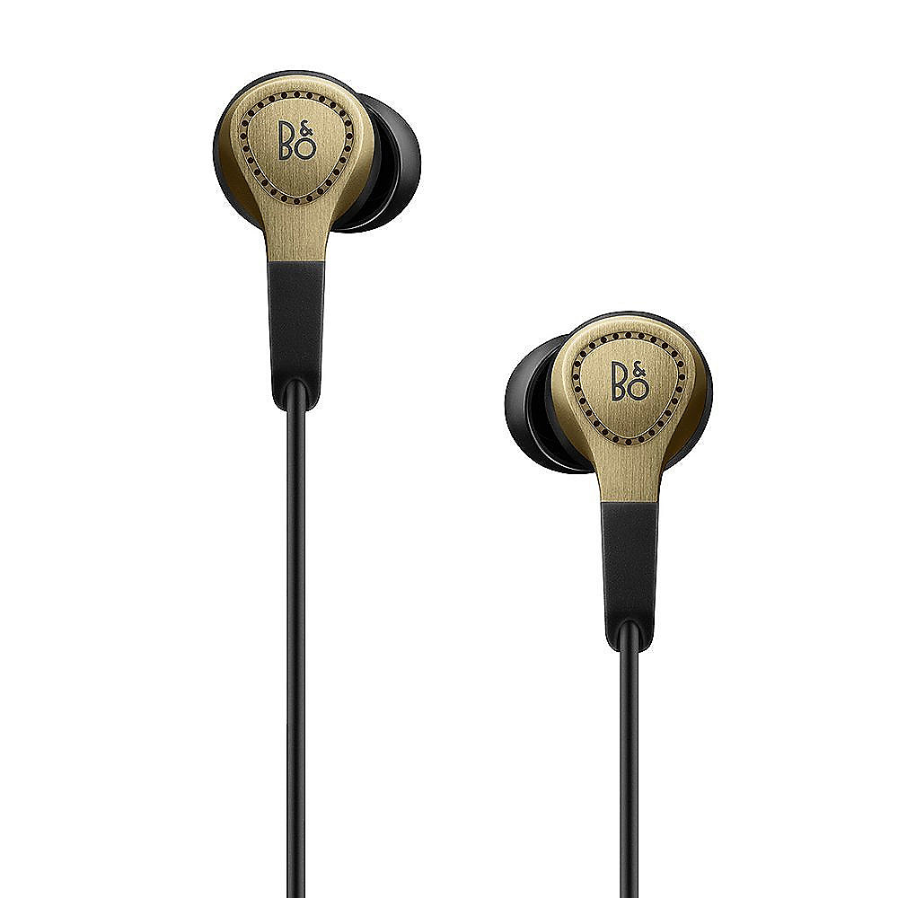 B&O PLAY BeoPlay H3 2. Generation In-Ear Kopfhörer mit Headsetfunktion champange