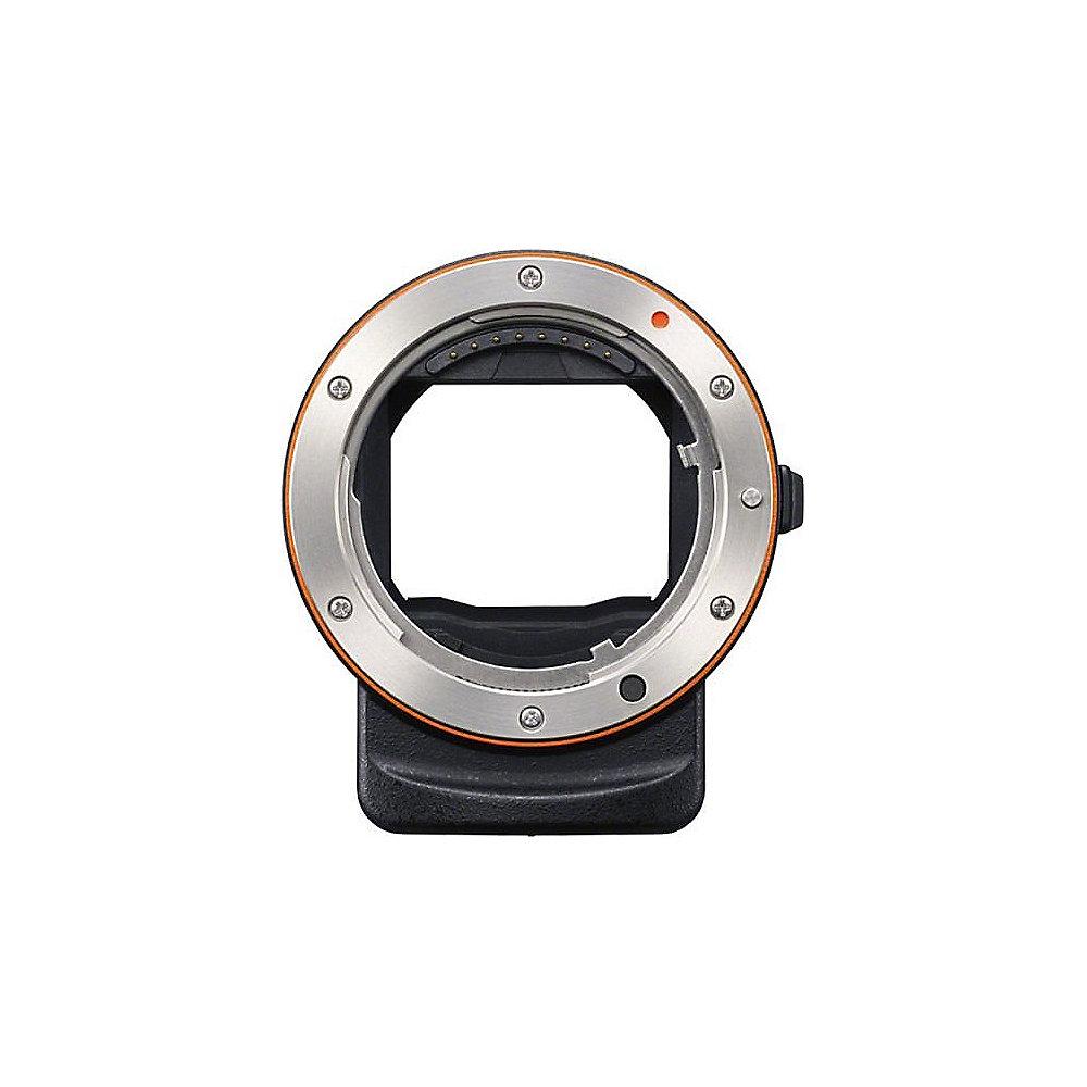 Sony LA-EA3 Objektiv-Adapter (Alpha Objektiv an E-Mount-Kamera) ++ ...