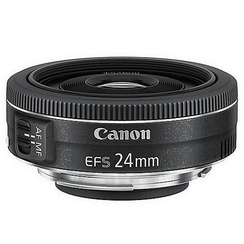 Canon EF-S 24mm f/2.8 STM Weitwinkel Objektiv | 4549292010220