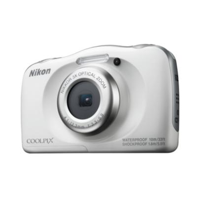 Nikon  COOLPIX W100 Unterwasserkamera weiß   0018208948925