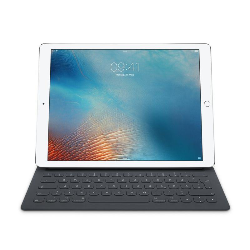 Apple iPad Pro Smart Keyboard deutsches Layout