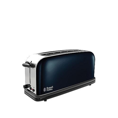 Russell Hobbs 21394-56 Colours Langschlitz-Toaster Royal Blue | 4008496852338