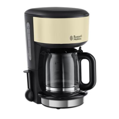 Russell Hobbs  20135-56 Colours Glas-Kaffeemaschine Classic Cream | 4008496892785