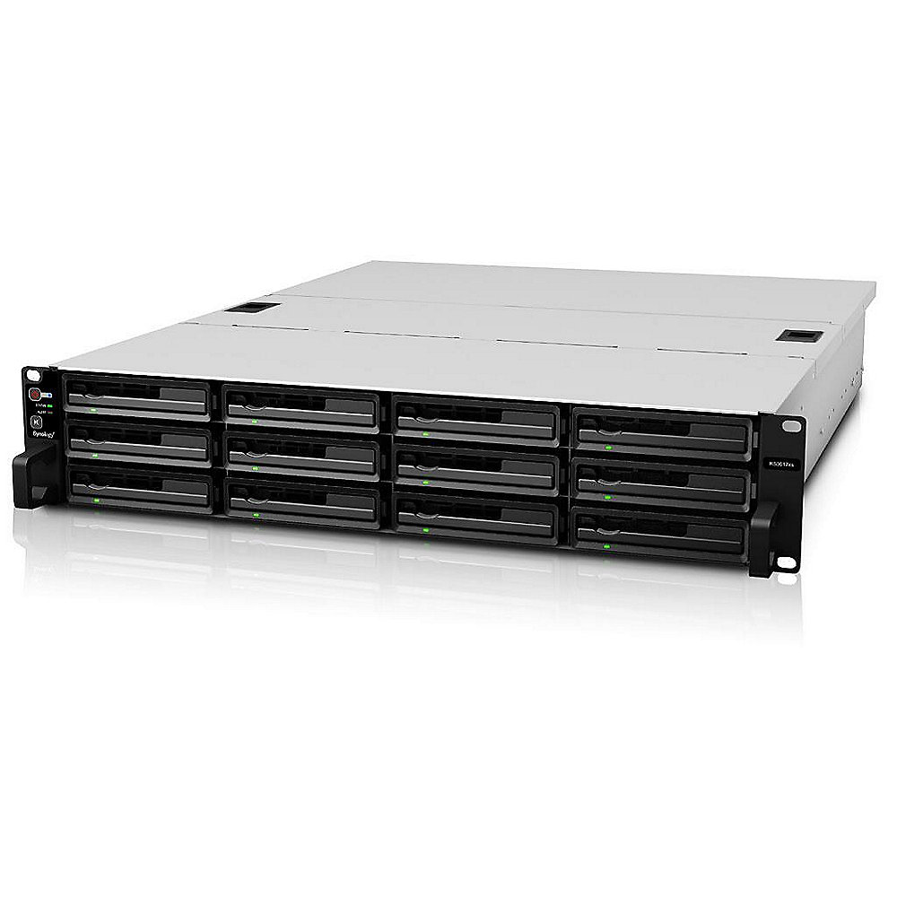 Synology RackStation RS3617xs NAS System 12-Bay