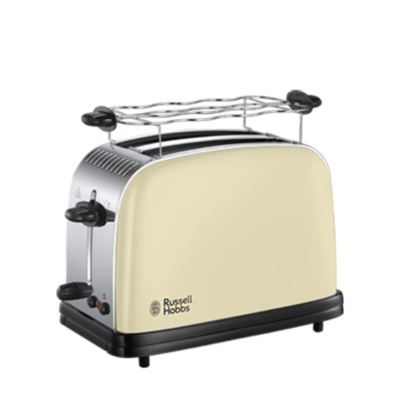 Russell Hobbs  23334-56 Colours Toaster Classic Cream | 4008496892754