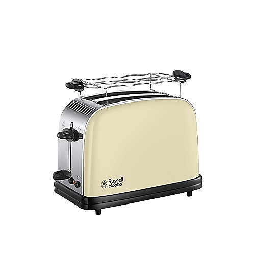 Russell Hobbs 23334-56 Colours Toaster Classic Cream