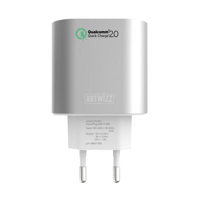 Artwizz  Qualcomm Quick Charge 2.0 USB-A 18W | 4260294118843