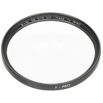 B&W  UV-Filter (010) MRC 58 ES   4012240702220