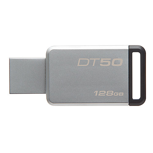 128GB DataTraveler 50 USB 3.1 Stick | 0740617255812