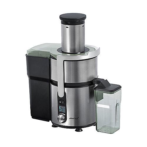 Steba E 160 Premium Entsafter 1.000 Watt Edelstahl | 4011833301840