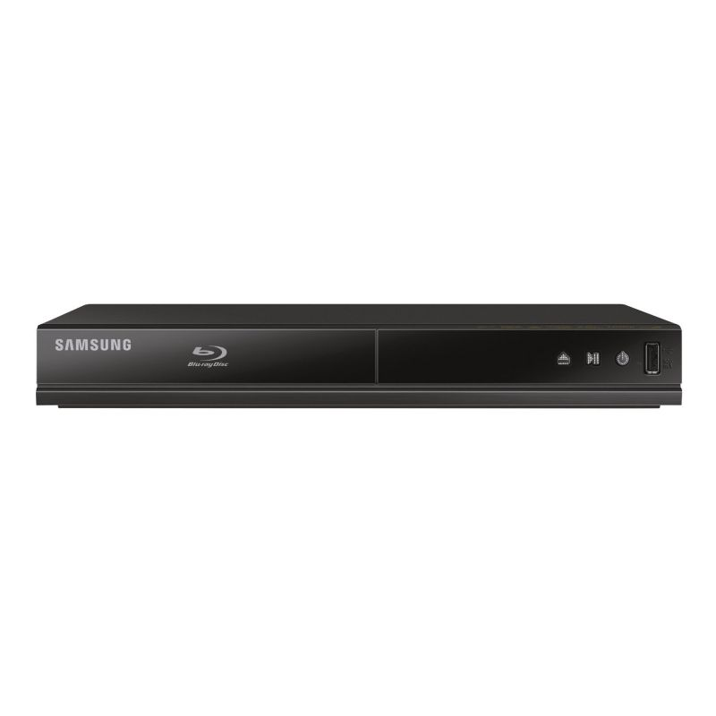 Samsung BD-J4500 Schwarz Curved 3D Blu-ray Player