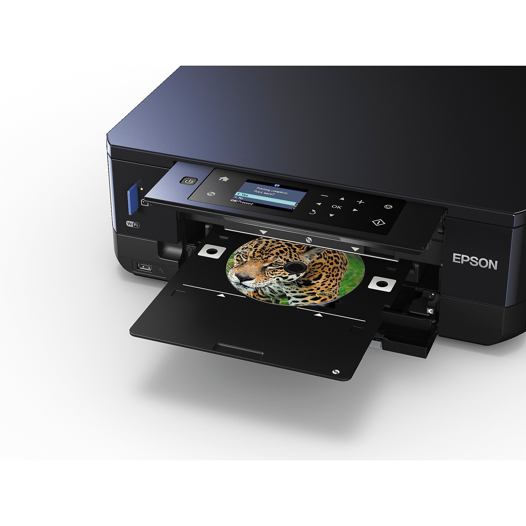 EPSON Expression Premium XP-640 Multifunktionsdrucker Scanner Kopierer WLAN