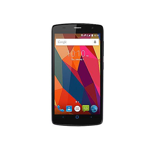 ZTE Blade L5 Plus grau Android Smartphone