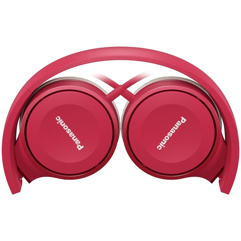 Panasonic RP-HF100M On-Ear Kopfhörer pink