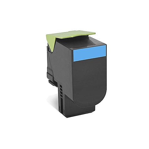 Lexmark 702XY Rückgabe-Toner Gelb für ca. 4.000 Seiten | 0734646437011