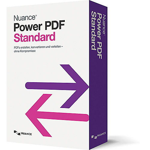 Nuance Power PDF Standard Box