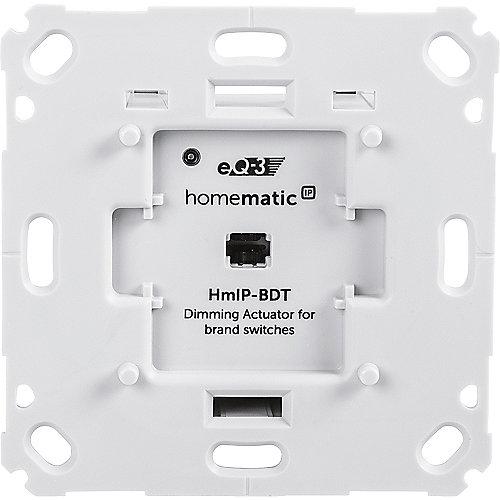 Homematic IP Dimmaktor für Markenschalter HmIP-BDT