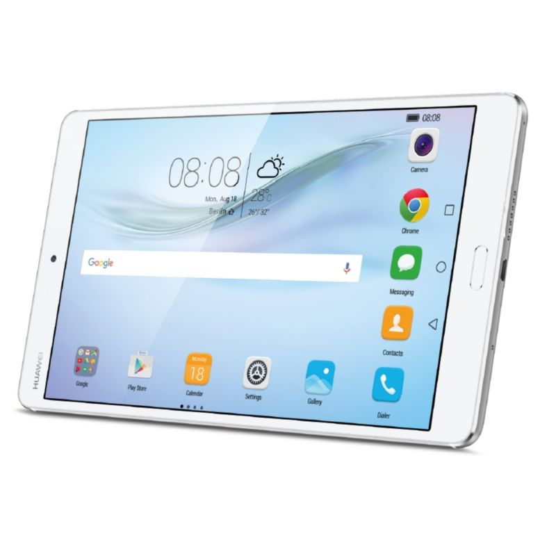 HUAWEI MediaPad M3 8.0 Tablet WiFi 16 GB Android 6.0 silber
