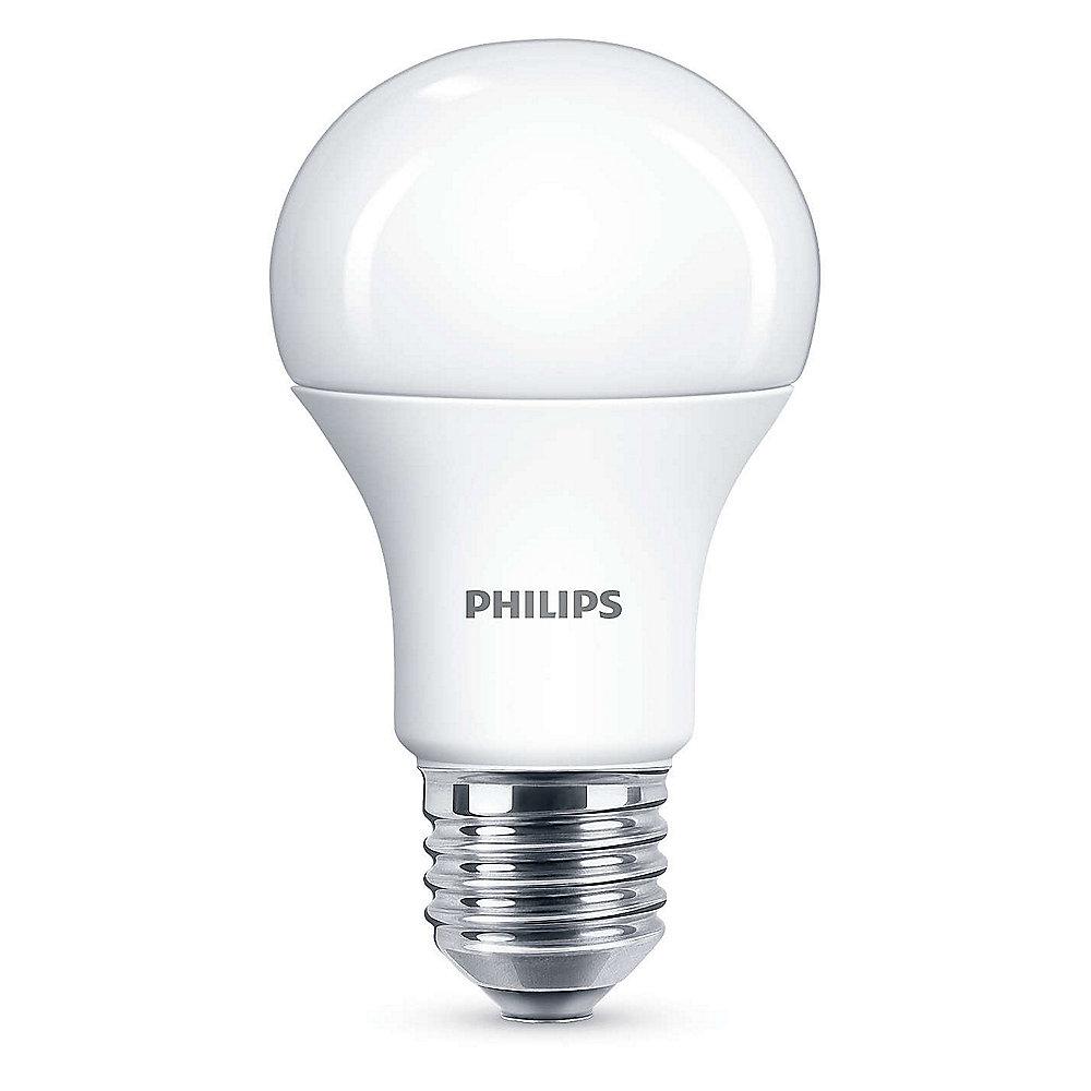 Philips LEDClassic Birne A60 13W (100W) E27 matt kaltweiß ++ Cyberport