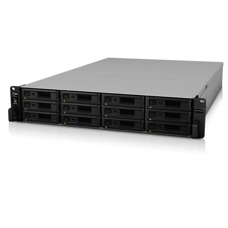 Synology RackStation RS3617RPxs NAS System 12-Bay