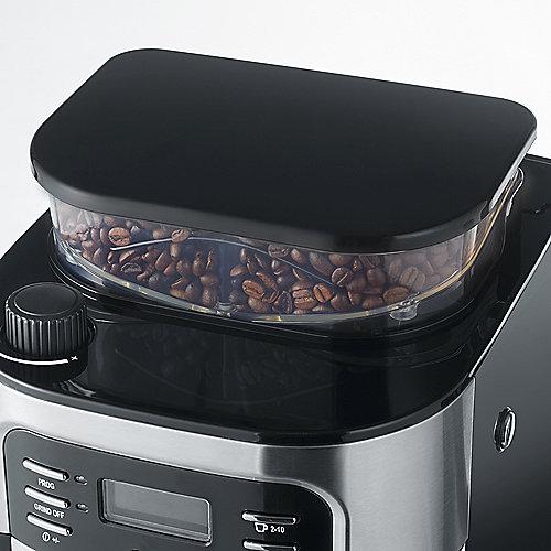 Severin KA 4810 Kaffeautomat Schwarz-Edelstahl | 4008146022098