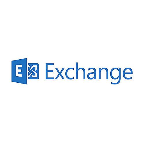 Microsoft Exchange Server Standard Lizenz + SA, Open-NL | 0659556773083