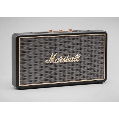 Marshall  Stockwell schwarz – tragbarer Bluetooth Lautsprecher   7340055319355