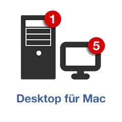 Retrospect Desktop v13 int. Mac (5Cl) ESD