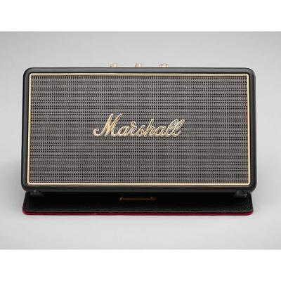 Marshall  Stockwell schwarz – tragbarer BT Lautsprecher inkl. Case   7340055319317
