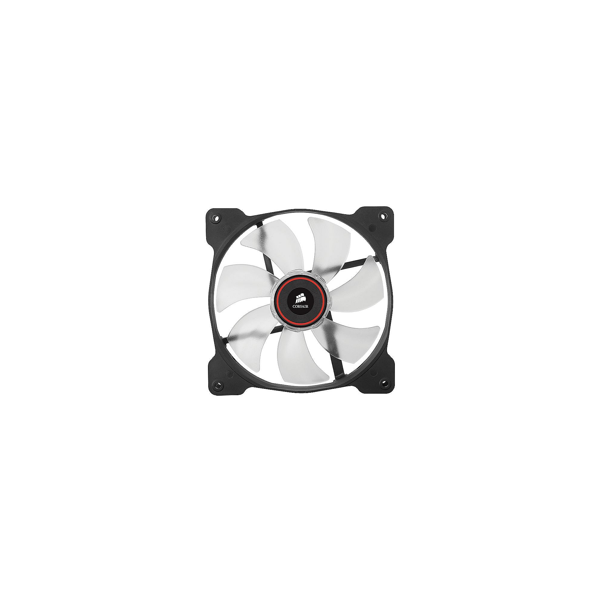 Corsair Air Series SP140 LED Red Lüfter 140x140x25mm