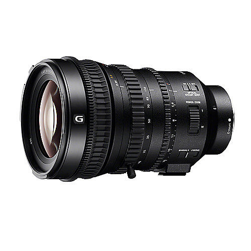 Sony 18-110mm f/4.0 E-Mount Zoom Objektiv (SELP-18110G)