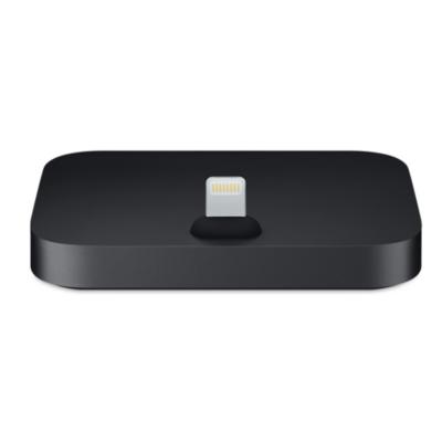 Apple  iPhone Lightning Dock Schwarz | 0190198116871