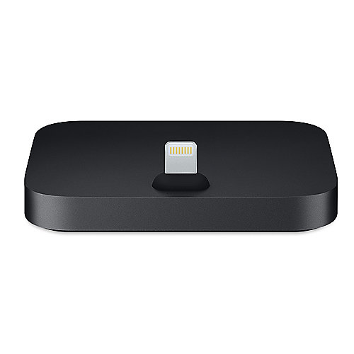 Apple iPhone Lightning Dock Schwarz