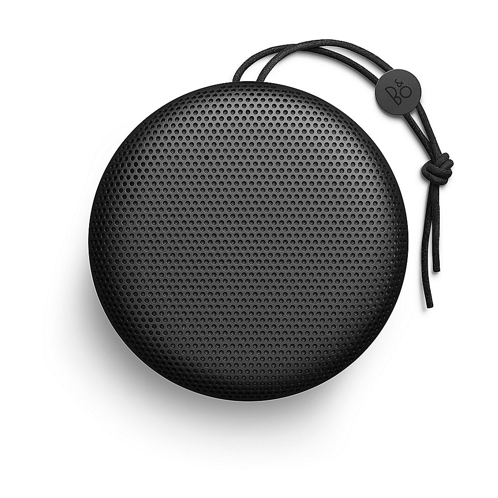 .B&O PLAY BeoPlay A1 Natural Bluetooth Lautsprecher black