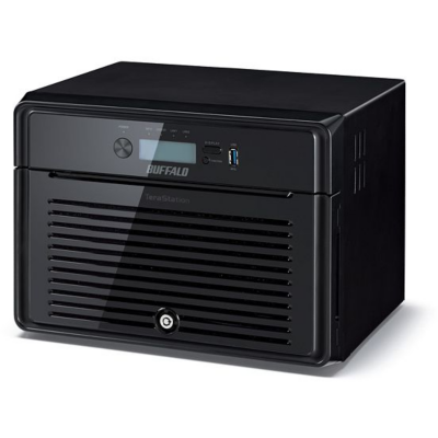 Buffalo  TeraStation 5800 NAS System 8-Bay 48TB inkl. 8x 6TB WD Red WD60EFRX | 4981254033807