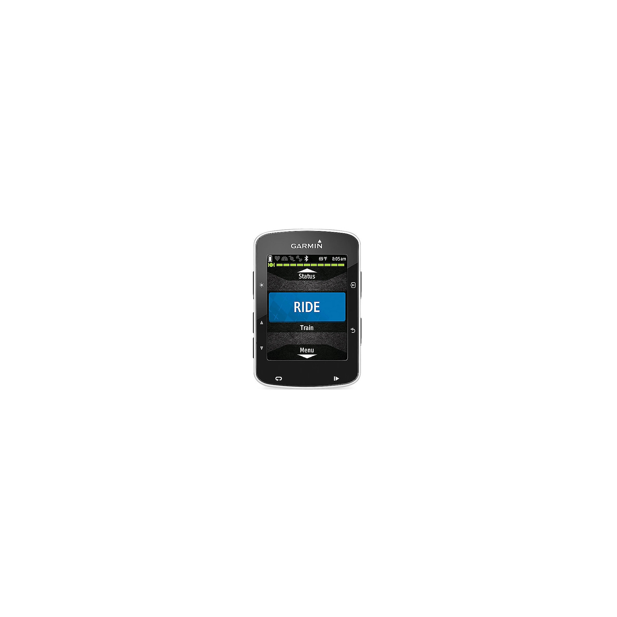 Garmin Edge 520HR GPS-Radcomputer HF-Bundle mit Live-Tracking ANT+ Bluetooth