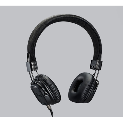 Marshall  Major II On-Ear-Kopfhörer Pitch Black – schwarz   7340055311144