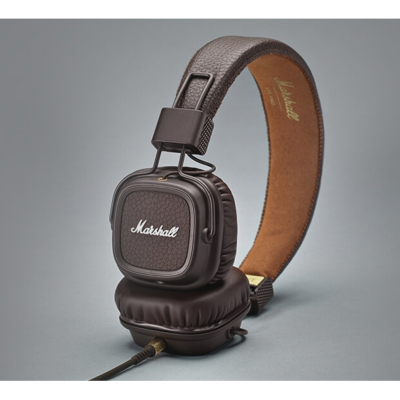 Marshall  Major II On-Ear-Kopfhörer braun   7340055311120