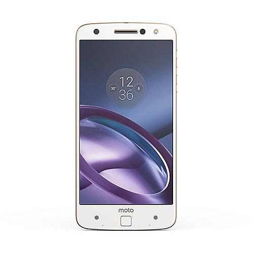 Moto Z 32GB Weiß Gold Android™ Smartphone