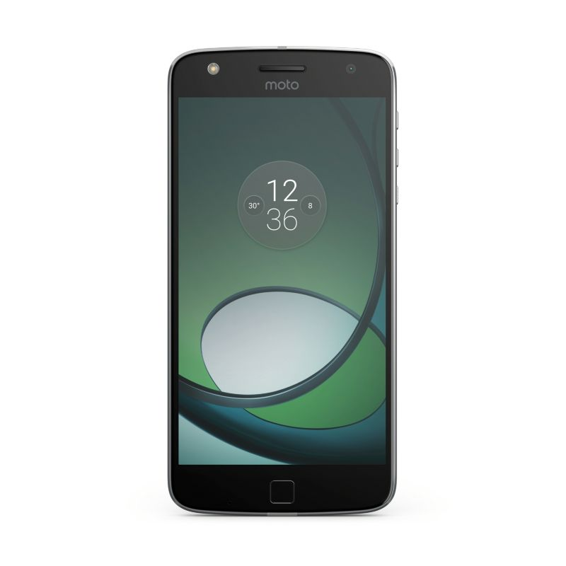 Moto Z Play 32GB Weiß Android™ Smartphone