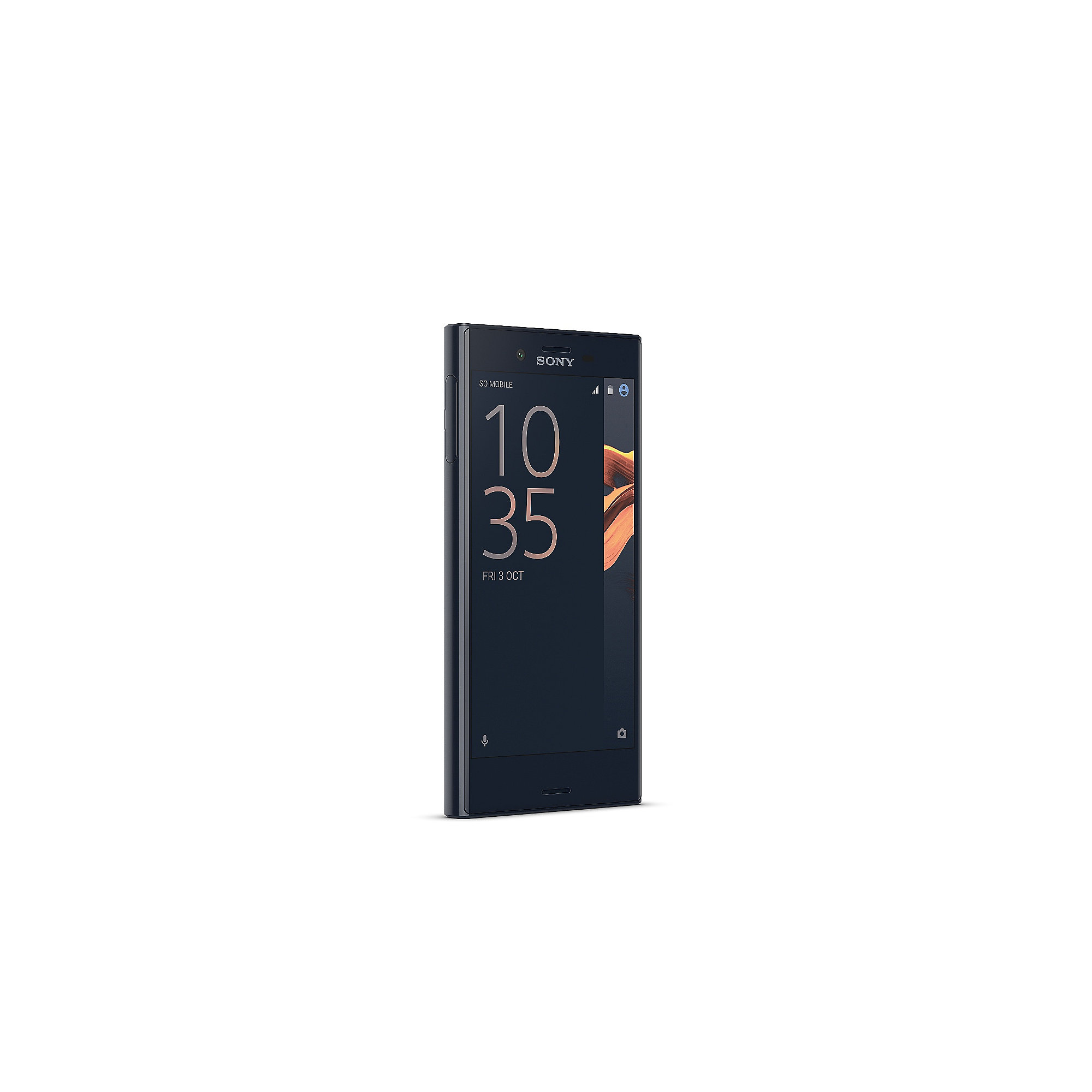 Sony Xperia XCompact universe black Android Smartphone