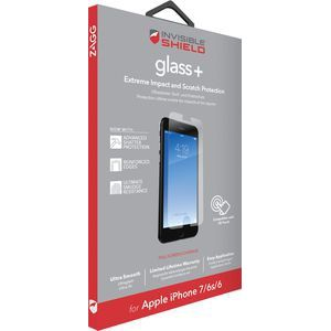ZAGG InvisibleSHIELD Glass+ für Apple iPhone 7