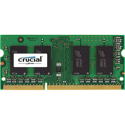 8GB Crucial RAM DDR3-1600 CL11 SO-DIMM