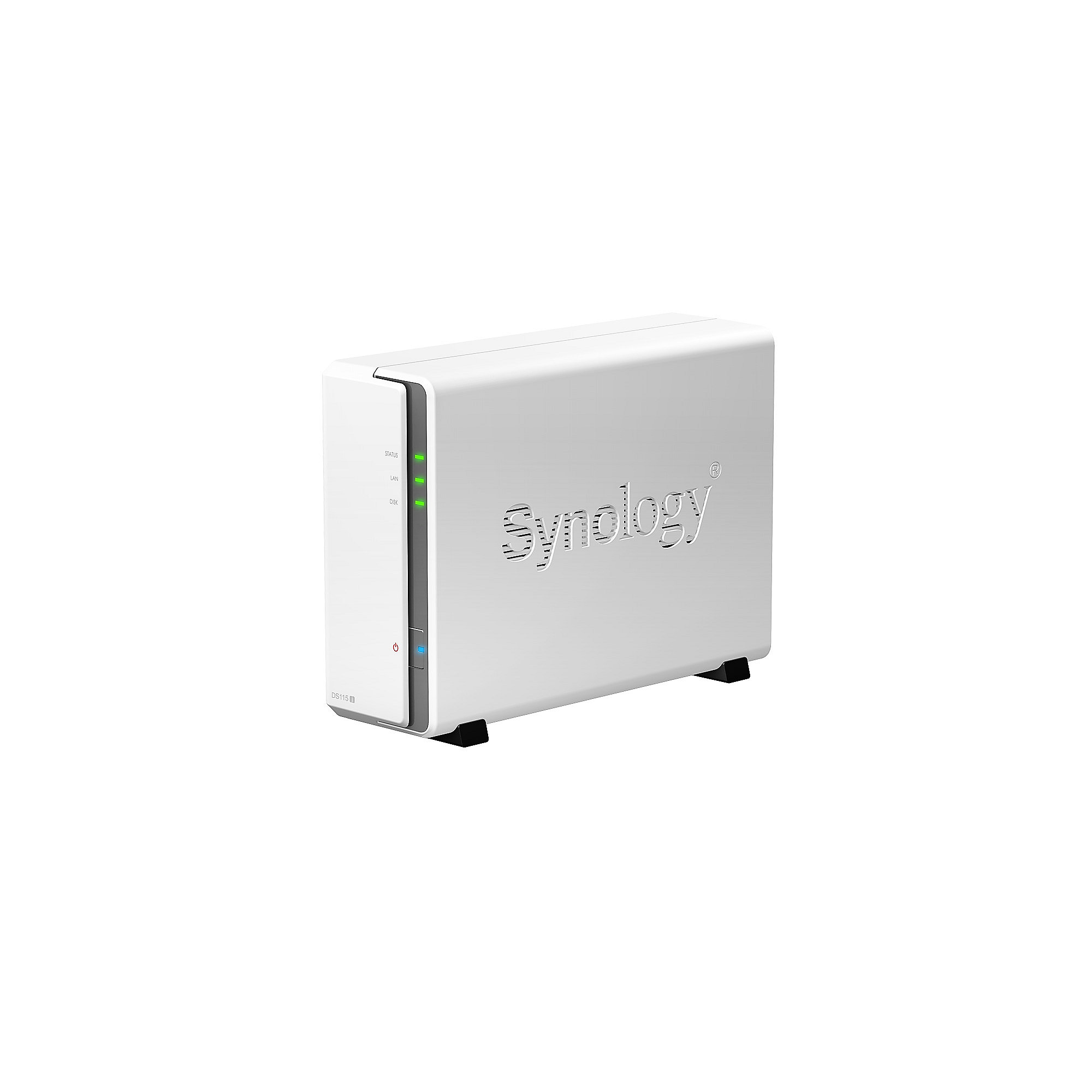 Synology DS115j NAS System 1-Bay 3TB inkl. 1x 3TB Seagate ST3000VN007
