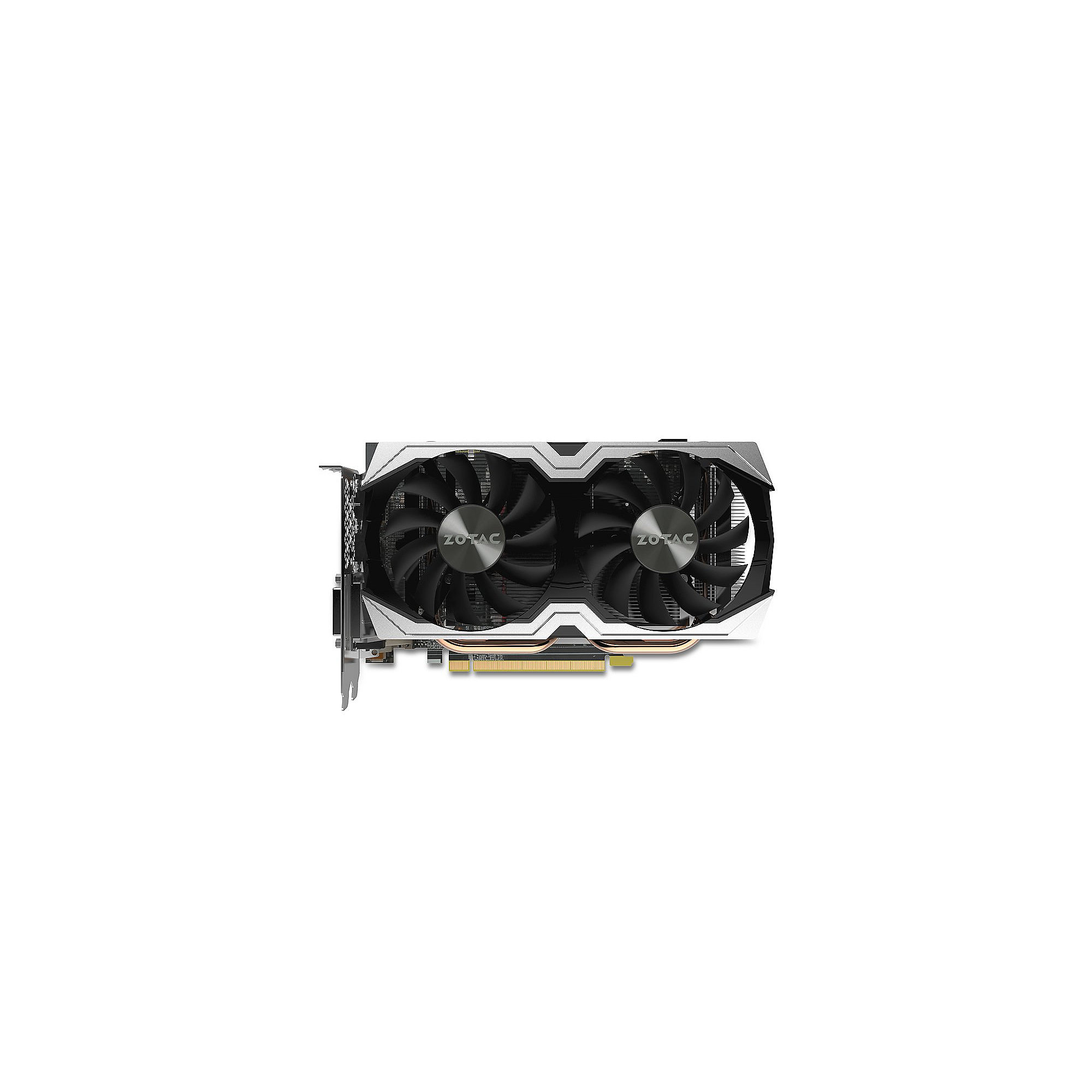 Zotac GeForce GTX 1070 Mini 8GB GDDR5 ITX Grafikkarte DVI/HDMI/3xDP